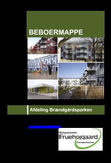 Digital beboermappe Brændgårdsparken