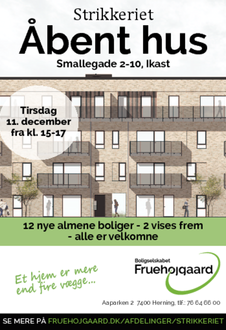 Invitation til Åbent Hus